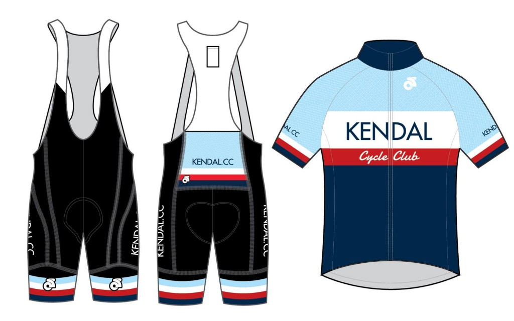 Kendal Cycle Club kit